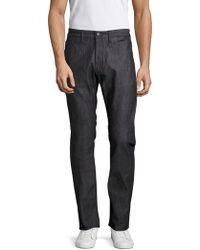 Shockoe Atelier - Five-pocket Cotton Denim Pants - Lyst