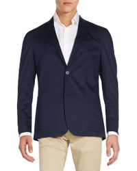 Vince Camuto - Regular-fit Stretch-cotton Sportcoat - Lyst