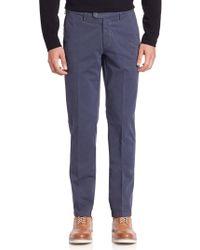 Saks Fifth Avenue - Cotton-blend Jeans - Lyst
