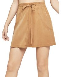 BCBGeneration - A-line Mini Skirt - Lyst