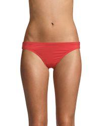 Carmen Marc Valvo - Classic Bikini Bottom - Lyst