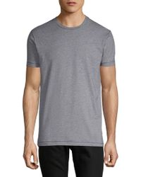 Ben Sherman - Stretch Fineline Cotton Tee - Lyst