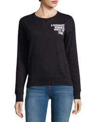 Chrldr - Chaos Cotton Sweater - Lyst