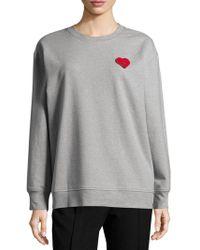 Jason Wu - Grip-tape Emoji Sweatshirt - Lyst