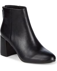 Steve Madden - Pargo Leather Boots - Lyst