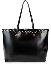 Sam Edelman - Viola Embellished Leather Tote - Lyst
