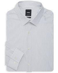 Strellson - Slim Fit Dress Shirt - Lyst