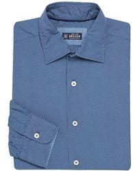Breuer - Birdseye Regular-fit Dress Shirt - Lyst