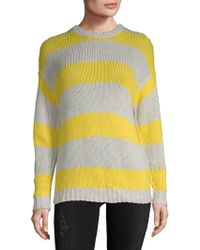Zadig & Voltaire - Kansas Raye Deluxe Cashmere Sweater - Lyst