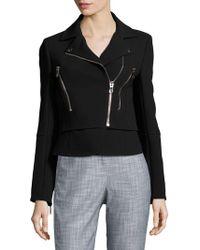 Balenciaga - Wool Zip Jacket - Lyst