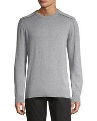 Bugatti - Cotton Crew Sweater - Lyst