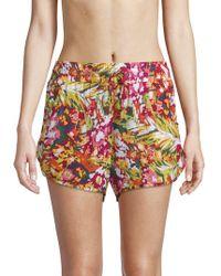 Lucky Brand - Desert Oasis Dolphin Shorts - Lyst