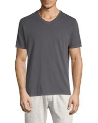 Threads For Thought - Classic V-neck Cotton Tee - Lyst