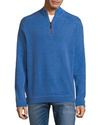Tommy Bahama - New Flip Side Pro Reversible Quarter-zip Jumper - Lyst