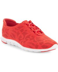 Cole Haan - Zerogrand Perforated Trainers - Lyst