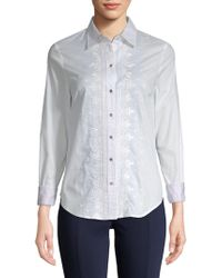 Robert Graham - Anela Woven Button-down Shirt - Lyst