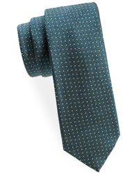 Saks Fifth Avenue - Pin Dot Tie - Lyst