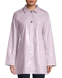 Jane Post - Princess Hooded Raincoat - Lyst