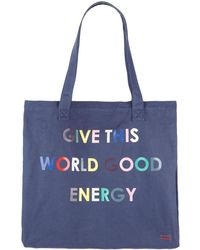 Peace Love World - Loved Oversized Tote - Lyst