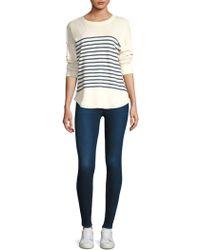 Ella Moss - Bretton Striped Sweater - Lyst