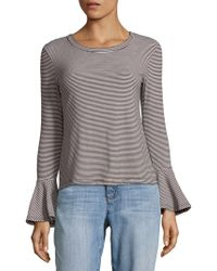 PPLA - Sequoia Knit Top - Lyst