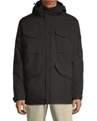 Tumi - Classic Hooded Jacket - Lyst