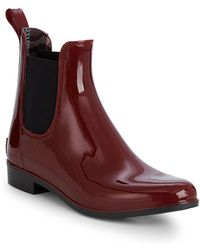 Nine West - Chelsea Rain Booties - Lyst