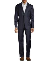 Hickey Freeman - Milburn Iim Series Wool Suit - Lyst