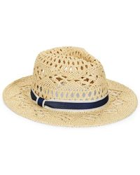 Hat Attack - Openweave Straw Rancher Hat - Lyst