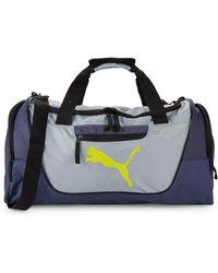 PUMA - Evercat Colorblock Duffel Bag - Lyst