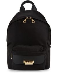Zac Zac Posen - Eartha Goldtone Trim Backpack - Lyst