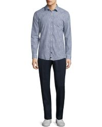 Strellson - Mercer Wool Pants - Lyst