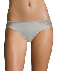 Skin Organic - Gracen Lace Bikini Bottom - Lyst