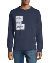 DIESEL - Willy Statement Sweater - Lyst