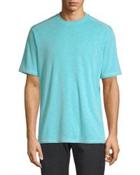 Tommy Bahama - Heathered Crewneck Tee - Lyst