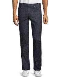 Versace - Trend Straight-leg Jeans - Lyst