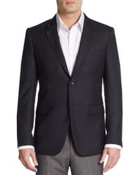 Theory - Regular-fit Xylo Np Wool Sportcoat - Lyst