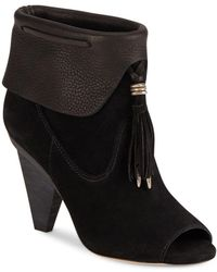 Sigerson Morrison - Leather Ankle Boots - Lyst