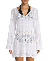 Pilyq | Lace Tunic Coverup | Lyst