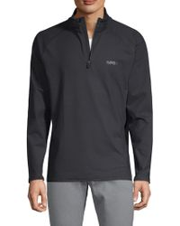 G/FORE - The Mid Half-zip Sweater - Lyst