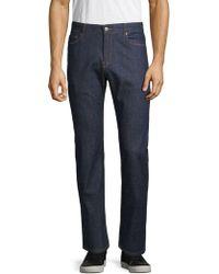 Peter Millar - Classic Straight Jeans - Lyst