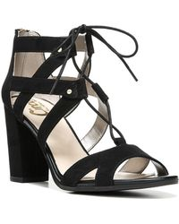 Circus by Sam Edelman - Emilia Lace-up Sandals - Lyst