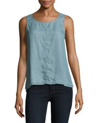 Vince Camuto - Sleeveless Vintage Top - Lyst