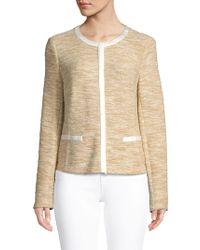 Basler - Tweed Jacket - Lyst