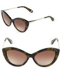 Zac Posen - Shelley 50mm Butterfly Sunglasses - Lyst