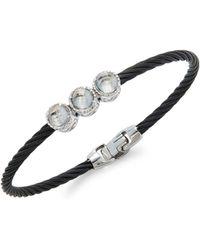Alor - 18k White Gold Bracelet - Lyst