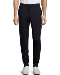 Saks Fifth Avenue - Collection Solid Drawstring Sweatpants - Lyst