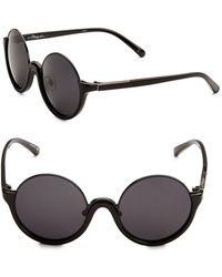 3.1 Phillip Lim - 51mm Round Sunglasses - Lyst
