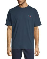 Tommy Bahama - Ale Watching Cotton Tee - Lyst