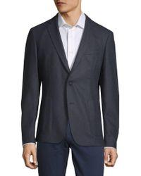 BOSS - Notch Lapel Sportcoat - Lyst